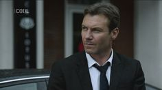 Chris Vance as Frank Martin in Transporter: The Series: 2x10 Chimera.