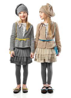 Cute idea for sisters. :)