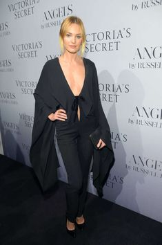 """Candice Swanepoel – """"Angels"""" by Russell James book launch hosted by Victoria's Secret"""