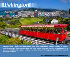 Poster Cable Car Bahn in Wellington, Neuseeland Capital Of New Zealand, New Zealand Cities, New Zealand North, New Zealand Travel, Wellington City, Wellington New Zealand, New Zealand Attractions, Foto Poster, Long Way Home