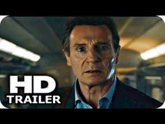 THE COMMUTER Official Trailer #1 NEW (2018) Liam Neeson Action Thriller Movie HD - YouTube