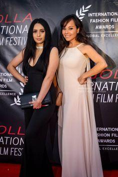 Estefany Maxim and Starr Kiana La Jolla Fashion Film Festival UC San Diego Film Fashion, Red Carpets, La Jolla, Short Film, San Diego, Awards, Presentation, Stylists, Formal Dresses