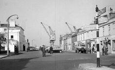 Princes Street, Ardrossan - 1959 West Coast Scotland, Arran, Local History, Timeline Photos, Street View, Places, Travel, Life, Manchester