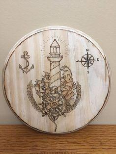 Nautical plaque