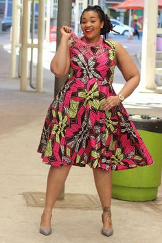 Beautiful dress by Bow Africa www.facebook.com/pages/Bow-Afrika-Fashion