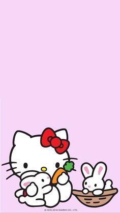 Hello Kitty Iphone Wallpaper, Hello Kitty Backgrounds, Sanrio Wallpaper, Cute Backgrounds, Kawaii Wallpaper, Cartoon Wallpaper, Cute Wallpapers, Hello Kitty Characters, Sanrio Characters