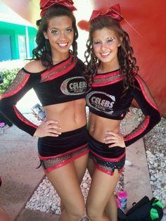 love these uniforms  #allstaruniforms #cheerleading