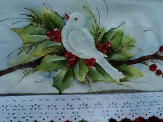 pintura em tecido de natal 2012 - Pesquisa Google