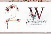 Watercolor wedding day clipart contains png elements, alphabet and floral compositions! Watercolor Clipart, Watercolor Bird, Watercolor Wedding, Spring Wedding Invitations, Wedding Invitation Cards, Wedding Clip, Wedding Day, Arch Wedding, Summer Wedding