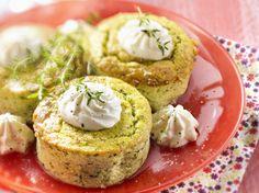 Avec les lectrices reporter de Femme Actuelle, découvrez les recettes de cuisine des internautes : Flan courgette et quinoa