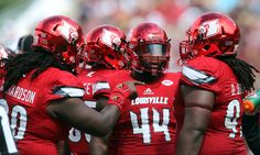 Week 3 Cliché Quote Converter: Louisville's helmets overpower FSU = We just need to execute. It's going to be a tough game, but we need to be prepared physically and mentally and stick to our game plan.  That, my friends, is a template given out to coaches and players to read whenever a member of the media asks a question.  We like to think that.....