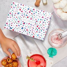 Special occasions call for celebratingand we made a limited edition #Birchbox filled with products and keepsakes to help you do just that! Watch our most recent Instagram Stories to be one of the first to get a sneak peek at our Cheers To You! Limited Edition Box launching tomorrow!