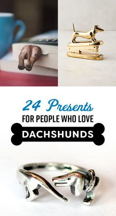 24 Gifts That People Who Love Dachshunds Will Long For