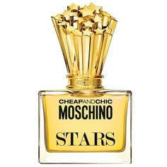 Moschino Stars (EDP, 50ml – 100ml) ($92) ❤ liked on Polyvore featuring beauty products, fragrance, perfume, beauty, makeup, accessories, flower perfume, eau de parfum perfume, peony perfume and eau de perfume