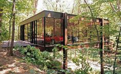 The Glass House from Ferris Bueller's Day Off Sold for $1 Million | HUH.