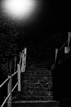 Series: Night Industrial Zone Tollegno 1900 (5) by maxrastello