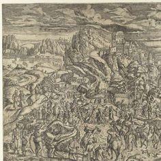 Landschap met Kruisdraging, Herri met de Bles, 1530 - 1560 - Zoeken - Rijksmuseum