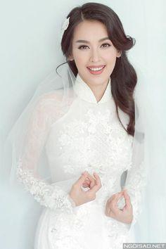 5 cô dâu có gu thời trang cưới đẹp nhất 2015 - Ngoisao Ngôi sao