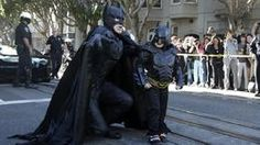 San Francisco morphed into Gotham City on Friday for 5-year-old Miles Scott, who has been battling cancer since he was 1, to fulfill his wish through the Make-A-Wish Foundation.  (via @NBC Bay Area)