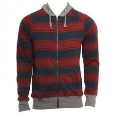 Vissla Mens Sweatshirt Cya Zip Naval