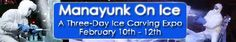 Manayunk On Ice!  Three-Day Ice Carving Expo