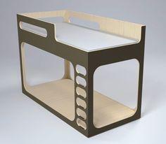 loft bed design FOR BOYS ROOM - MAYBE ORANGE>?