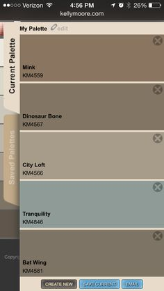 Tony Taupe Coordinating Colors Balanced Beige