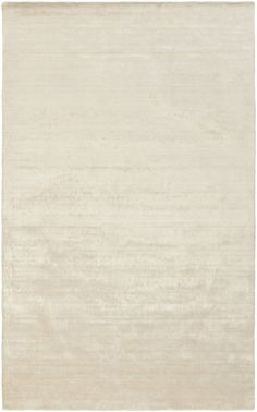 Surya Pure PUR3003 White Solids and Borders Area Rug