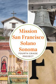 A day trip to Sonoma for your mission trip doesn't get better than this. The building is an easy model to make and the town has lots for the adults to enjoy California Missions, California Travel, Mission San Francisco, Mission Projects, Easy Model, Travel Expert, San Fransisco, Fourth Grade, Wine Country