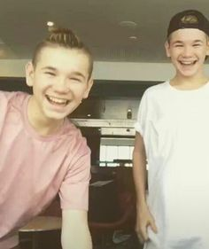 Love them so much words can't describe💙❤️💚 Twin Brothers, Love You, My Love, True Love, Squad, Mac, Happy, Life, Cute Guys