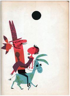 Abner Graboff, illustration perfection.