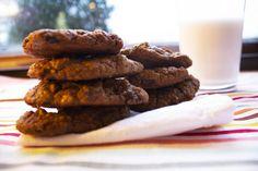 Sweet Potato Cinnamon Everything Cookies  #PrimitiveFoodie