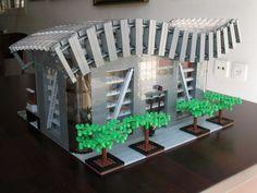 cute!! lego model