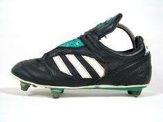 af4ca6867 vintage ADIDAS PENAROL CUP Football Boots 6.5 40 rare 90s made in Slovenia  1993