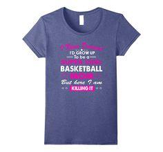 Basketball Mom Funny T-Shirt