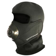The Subzero Warm Breath Balaclava - Hammacher Schlemmer