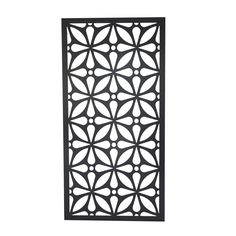 Find Protector Aluminium 940 x 1840mm Black Tapa Deco Screen at Bunnings Warehouse. Visit your local store for the widest range of garden products.