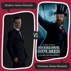 Repin for modern James Moriarty  Like for victorian James Moriarty