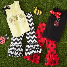 Take a look at the Cute as a Bug event on zulily today!