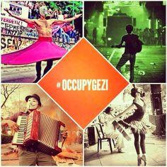 Photos - DIREN GEZI PARKI  #direngeziparkı #occupygezi