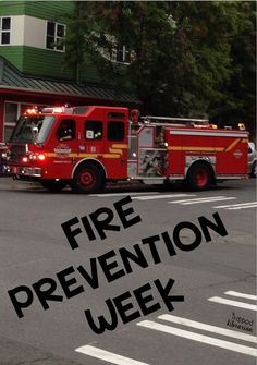Teach your students about the importance of having working smoke alarms in their homes. Learn about smoke alarms from a retired fire marshal. #thetrappedlibrarian #firepreventionweek