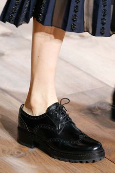 shoes @ Michael Kors Fall 2015