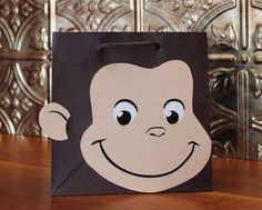 Curious George Party Gift Bags (10)