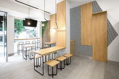 ShushiRico restaurante fusión   ISHO DESIGN