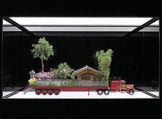 21st Century Museum - Exhibitions - Lehmann Maupin. DO HO SUH  Secret Garden 1, 2012  mixed media