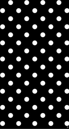 Black and white // polka dots. cellphone wallpaper, mobile wallpaper, wallpaper backgrounds, white wallpaper for iphone, cute backgrounds Black And White Wallpaper Iphone, Iphone 5 Wallpaper, Cellphone Wallpaper, Screen Wallpaper, Mobile Wallpaper, Polka Dot Wallpaper, Cute Backgrounds, Cute Wallpapers, Wallpaper Backgrounds