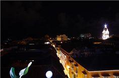 Techos del Centro Histórico, Cartagena