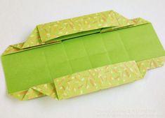 종이접기/상자접기~종이 한 장으로 완성되는 상자접기(직사각형 속 정사각형 상자) : 네이버 블로그 Origami Gift Box, Ramadan, Objects, Paper Crafts, Gifts, Handmade, Paper Bags, Gift Ideas, Box