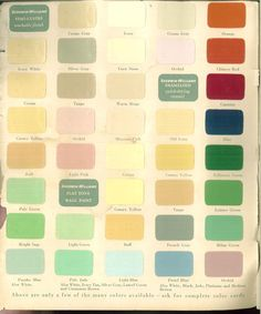 The home decorator and color guide by Rockwell Kent, Sherwin-Williams (1939)