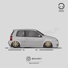 KombiT1: Volkswagen Lupo @aaronelsmore